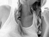 фото блондинки на аву