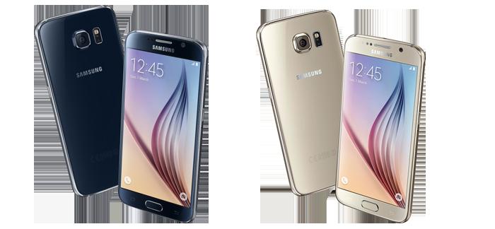 Samsung Galaxy S6 за 5990!